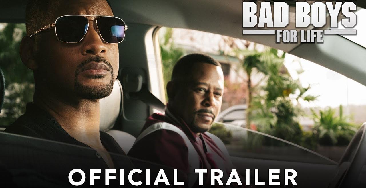 Bad Boys For Life Trailer