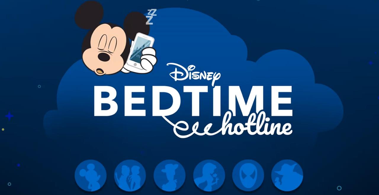 Disney's Bedtime Hotline