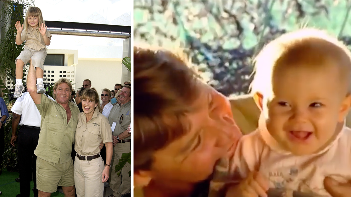 Bindi Irwin Shares Heartwarming Tribute Video