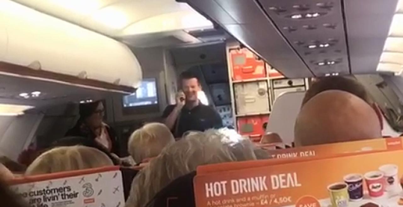 Dad Pilots Airplane