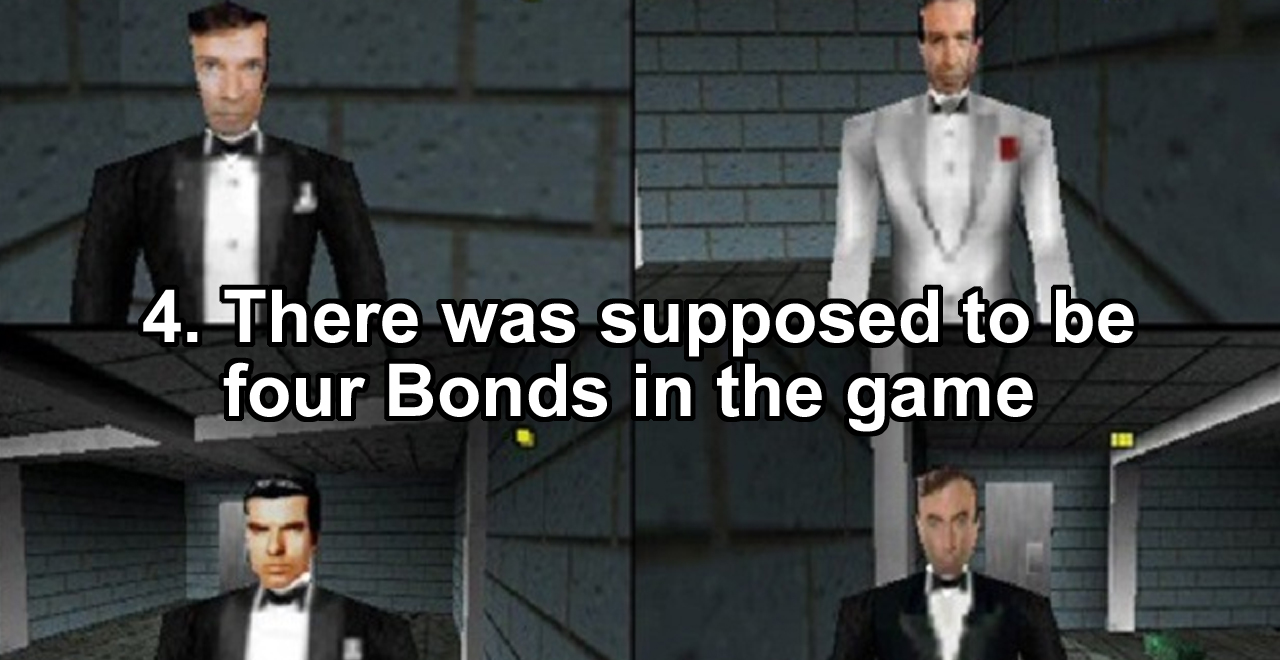 15 Crazy Facts About N64 GoldenEye