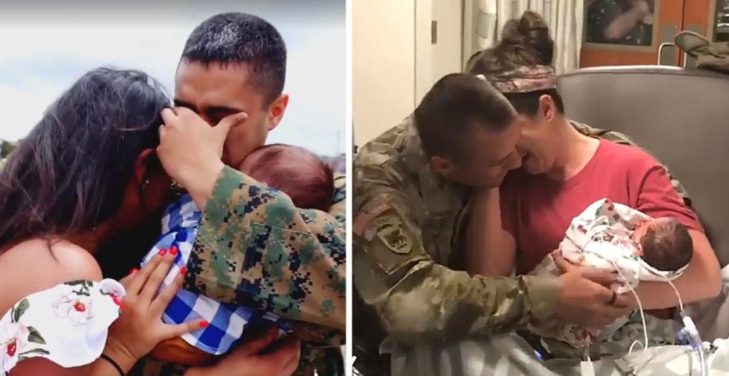5 Heartwarming Homecoming Videos