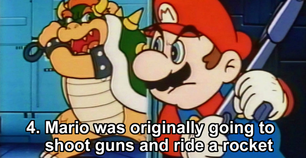 15 Crazy Facts About Super Mario