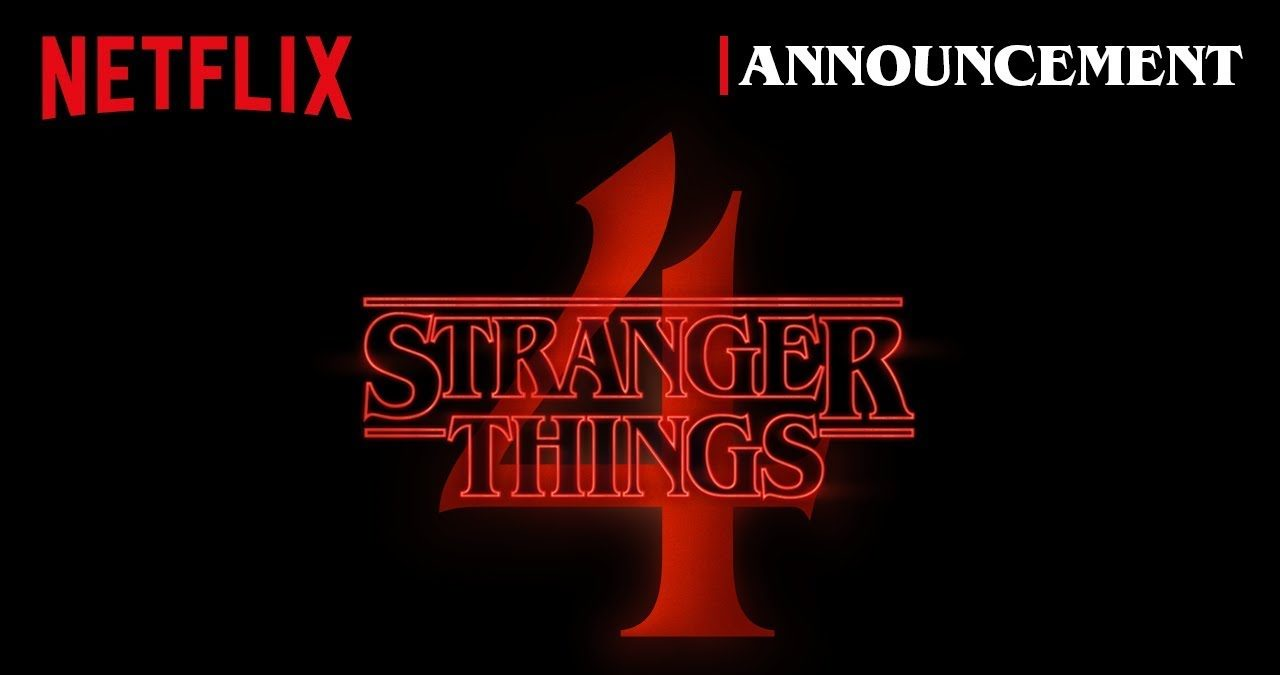 Stranger Things Teaser Trailer