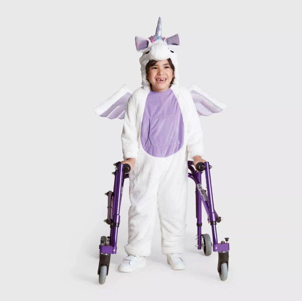 Target's Unicorn Costume