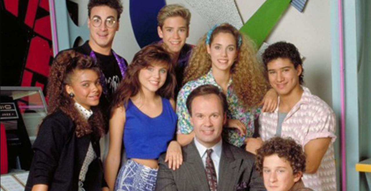 Saved By The Bell Revival
