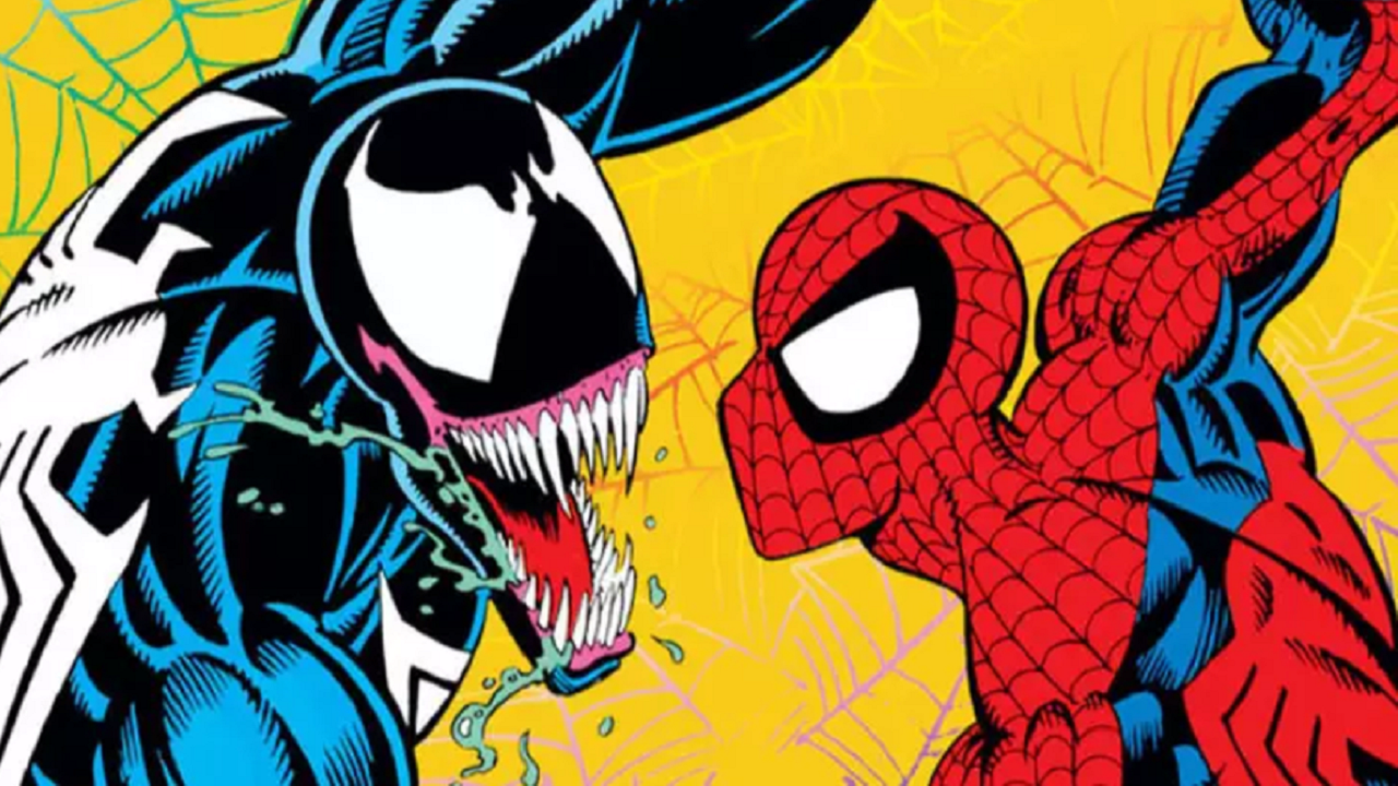 Venom Spider-Man Crossover