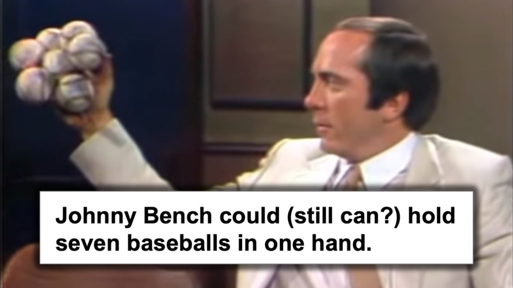 10 Amazing Baseball Facts You Can Bring Up During The World Series To Sound Smart