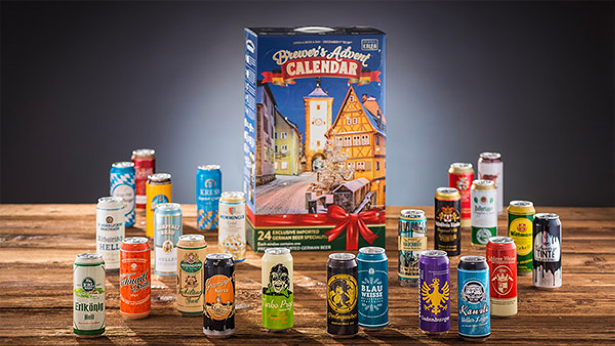 Beer Advent Calendar at Costco