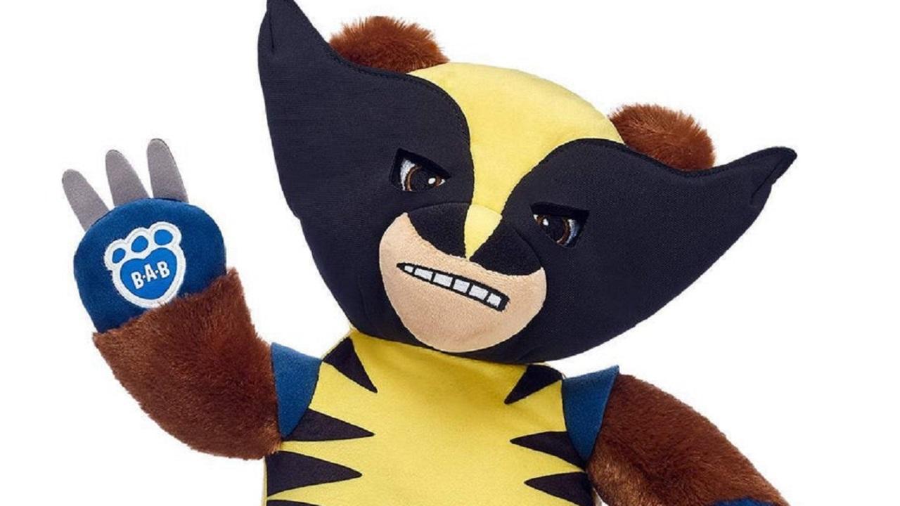 Wolverine Build-A-Bear