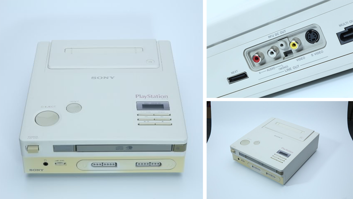 PlayStation-Nintendo hybrid