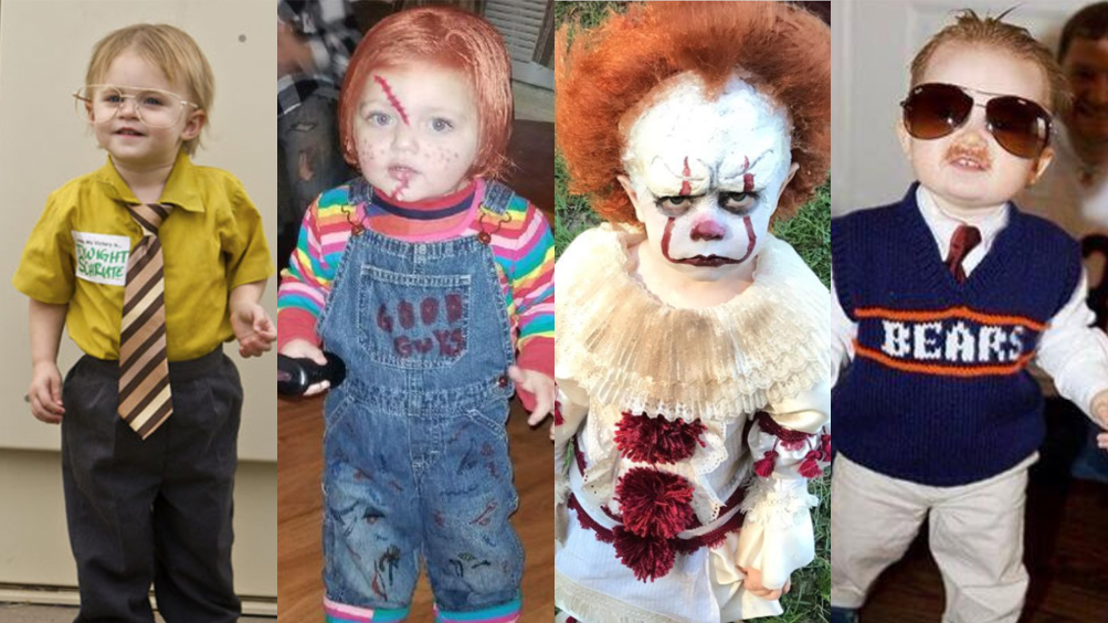 15 Of The Best Kids Halloween Costumes Ever