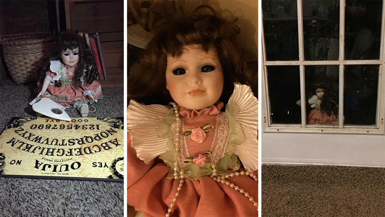 Move Over Elf On The Shelf Halloween Belongs To Doll In