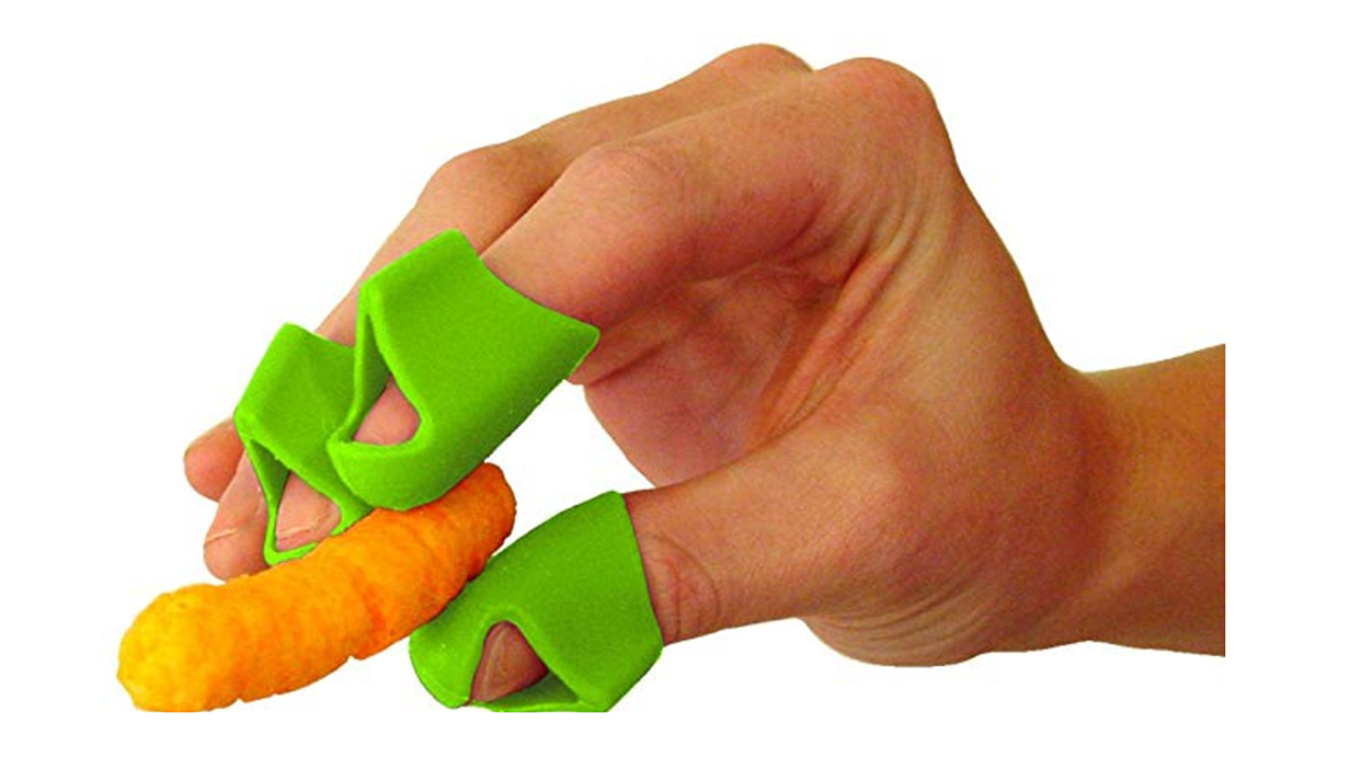 Finger Guards for Snackers