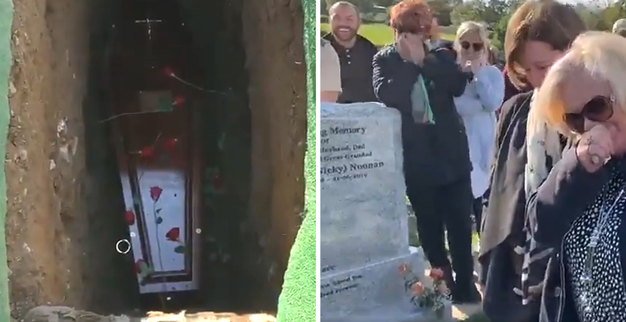 Dad's Joke at Funeral