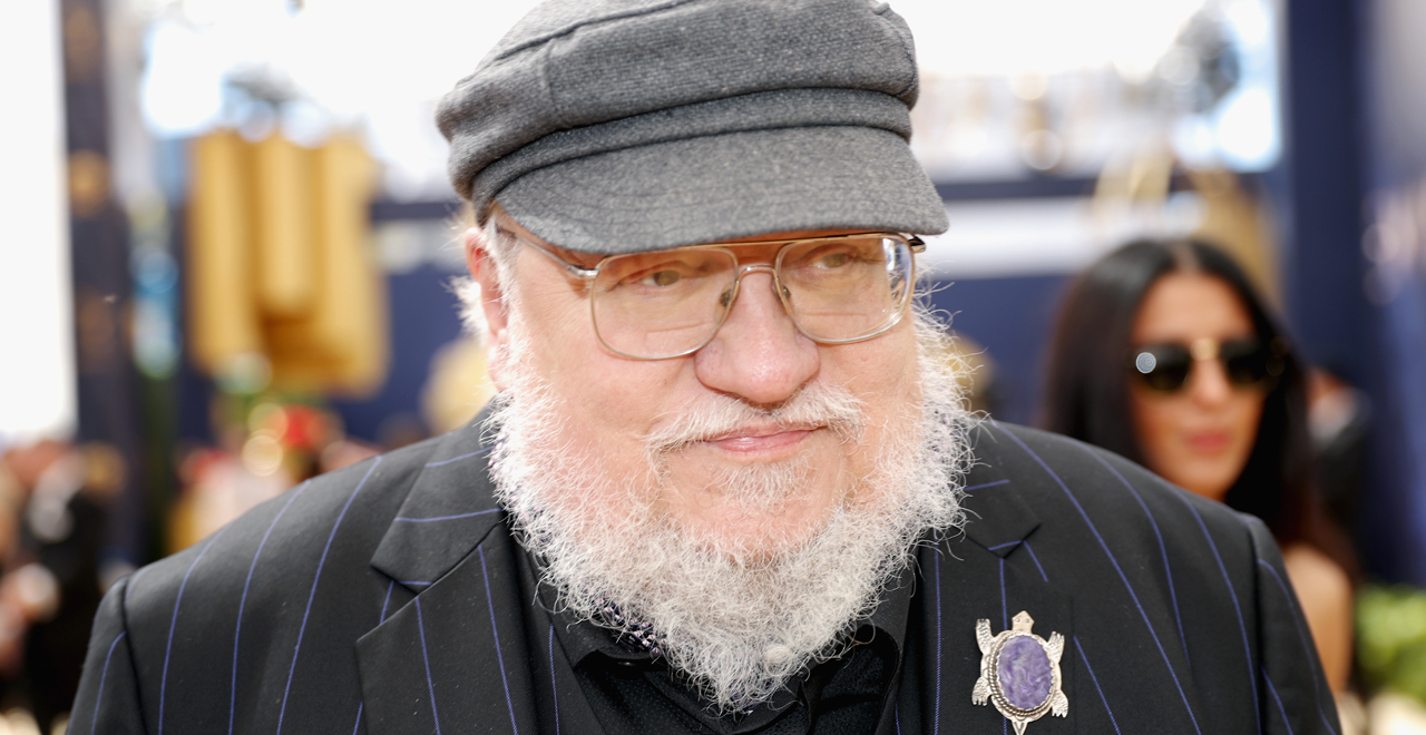 George RR Martin Says GOT Unfaithful
