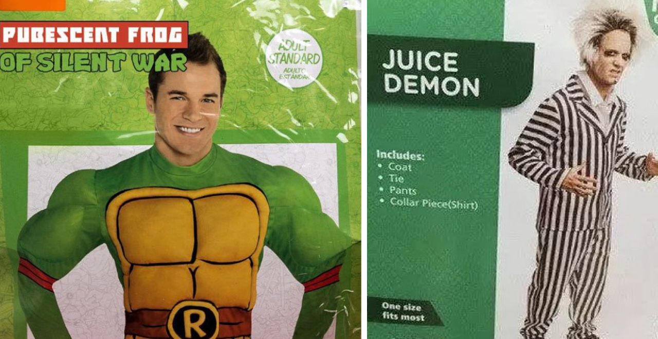 Knockoff Halloween Costumes