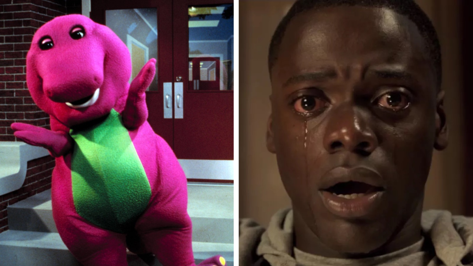 There's a Barney Movie Coming To Haunt Your Dreams