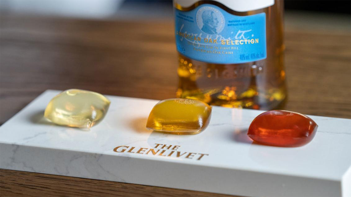 The Glenlivet Whisky Pods