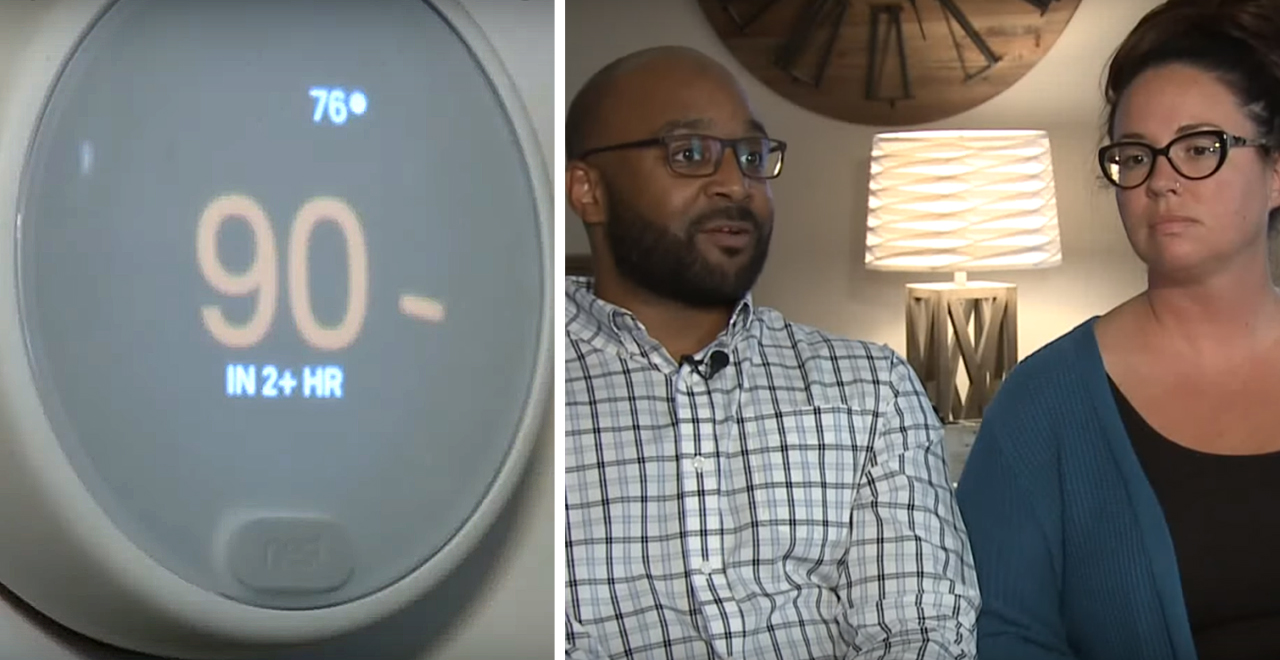 Thermostat Hijacked by Hackers