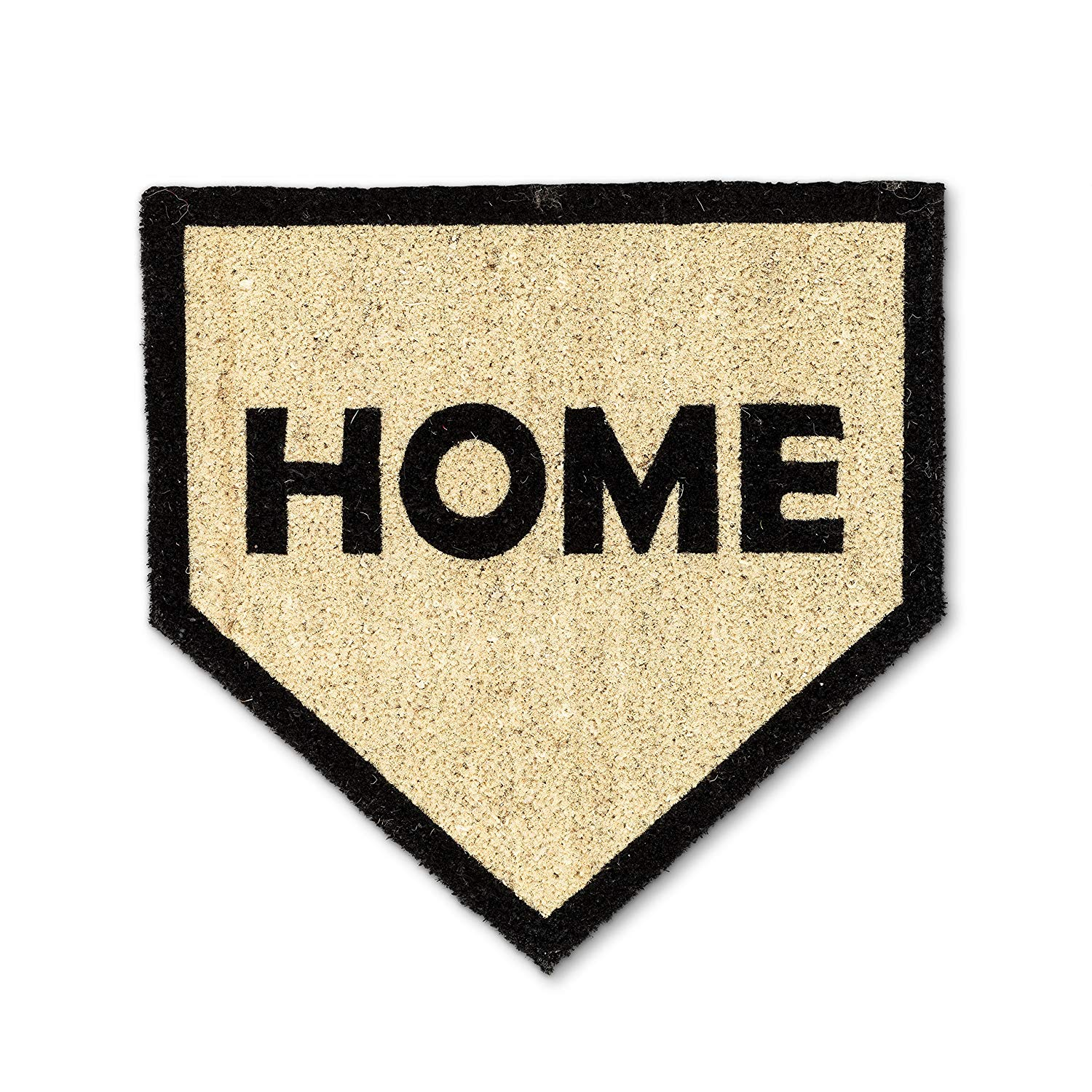 Abbott Collection Home Plate Doormat