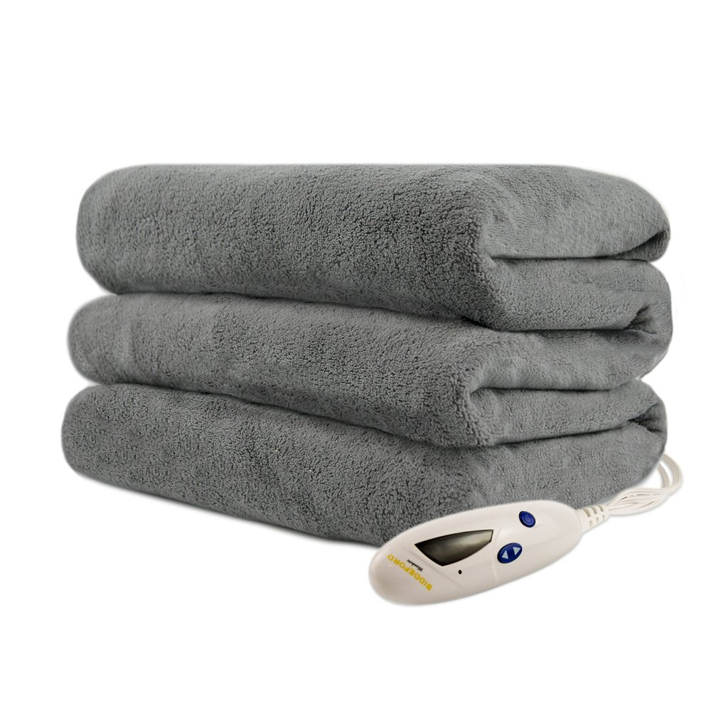 Electric Heated Microplush Throw-best gifts for moms