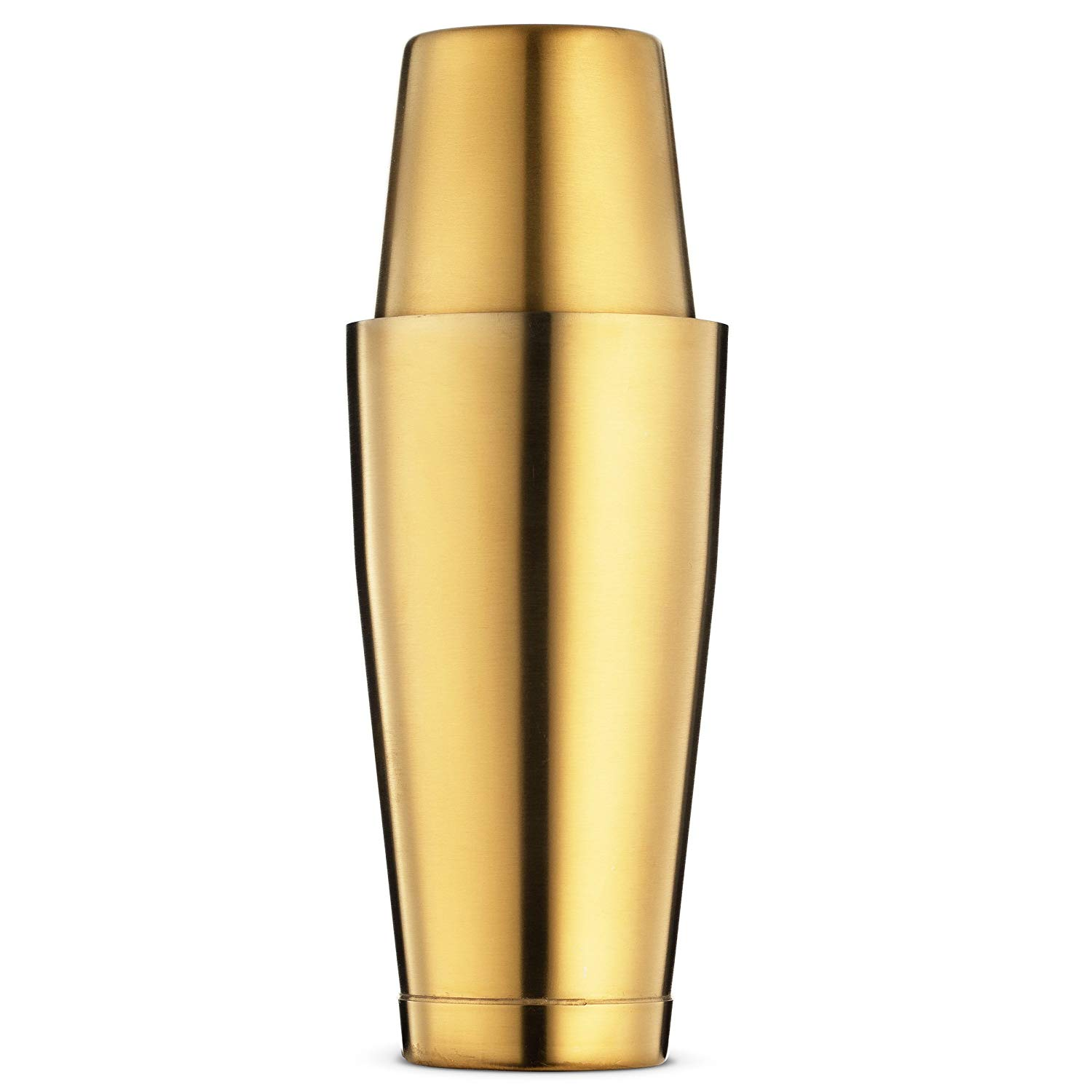 Gold Cocktail Shaker Set- best gifts for moms