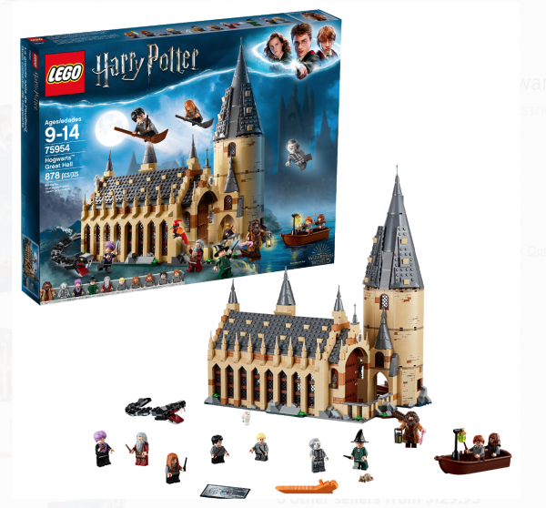 LEGO Hogwarts Set-Best Gifts For Kids