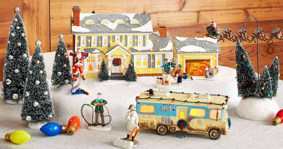Griswold Christmas Village
