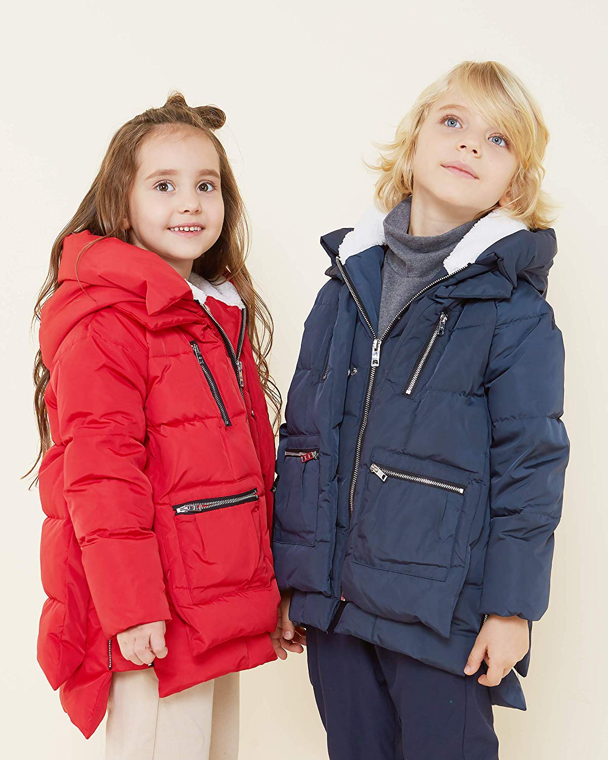 Orolay Children Hooded Down Puffer Coat- best gifts for kids