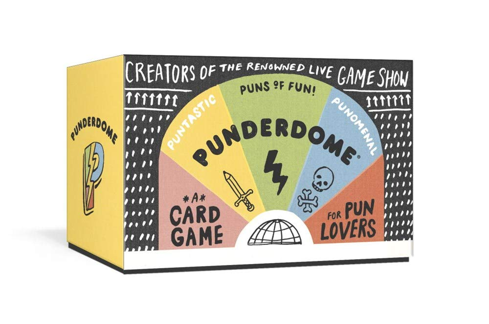 Punderdome- A Card Game for Pun Lovers