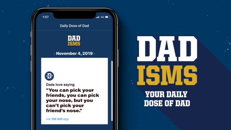 """The Dad Releases New """"Dad-Isms"""" App for iPhone and Android"""