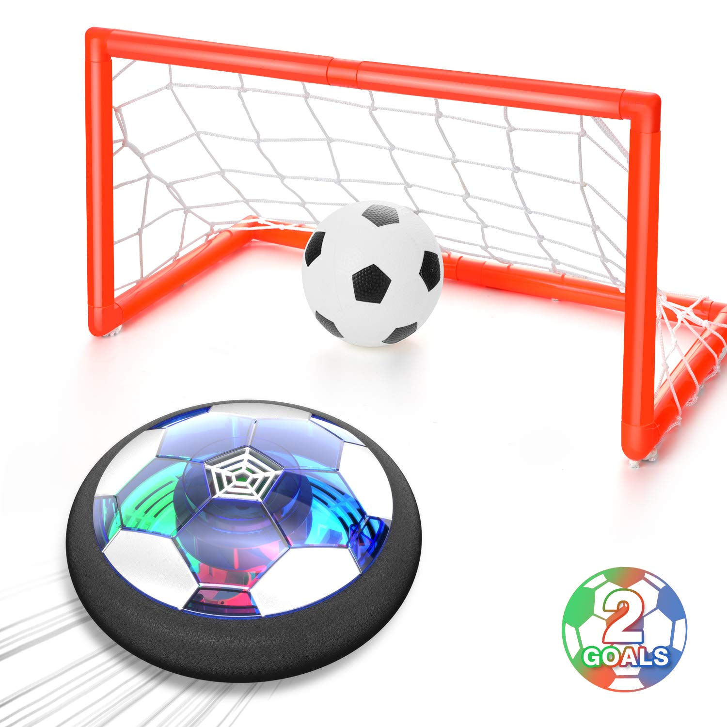 WisToyz Hover Soccer Ball Set- gifts for kids