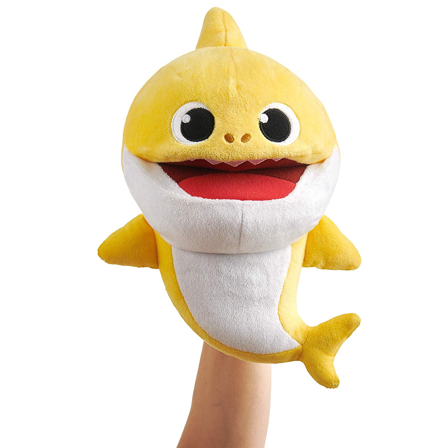 WowWee Baby Shark Official Song Puppet with Tempo Control- best gifts for kids