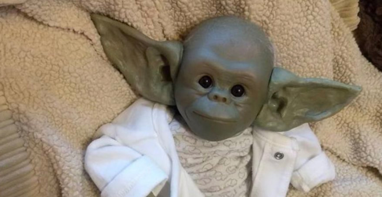 Bootleg Baby Yoda