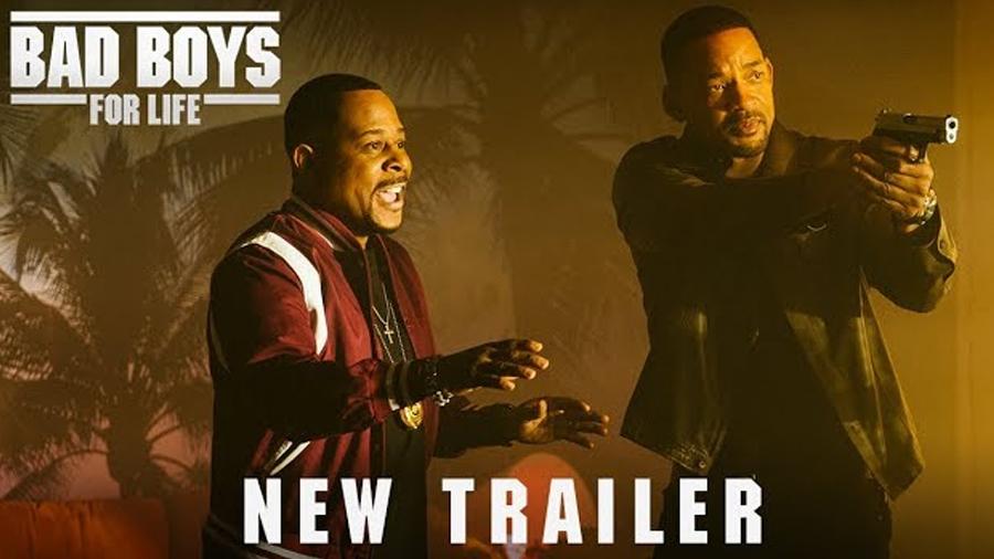 New Bad Boys Trailer