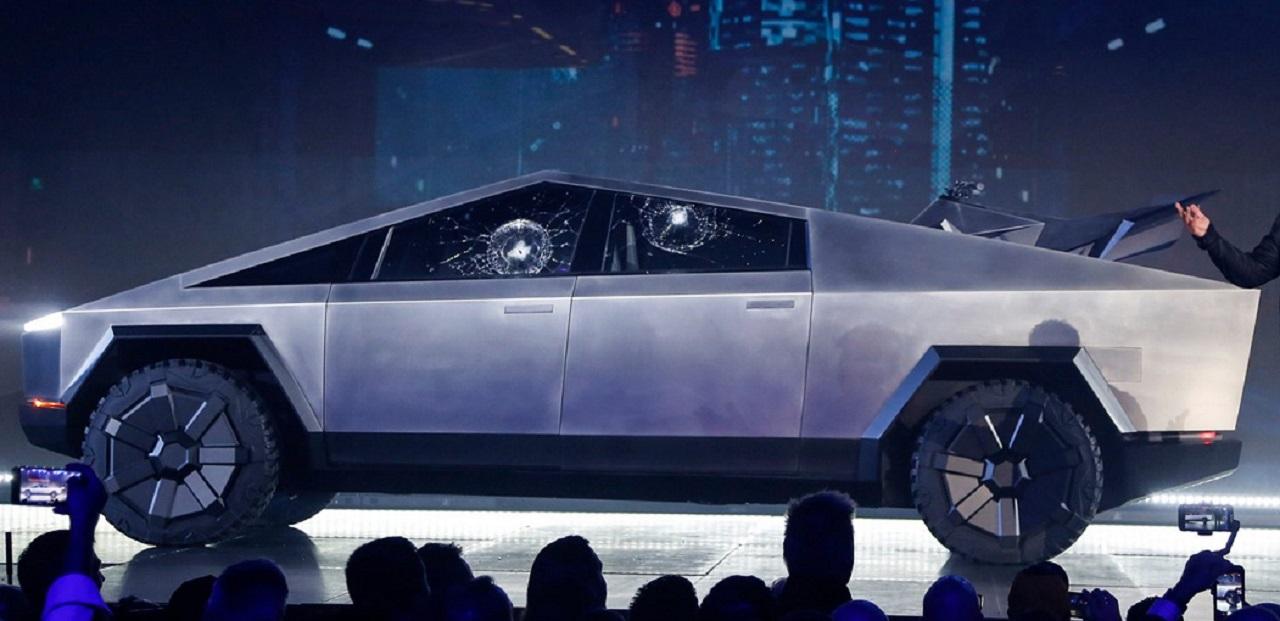 LEGO Roasts Tesla Cybertruck