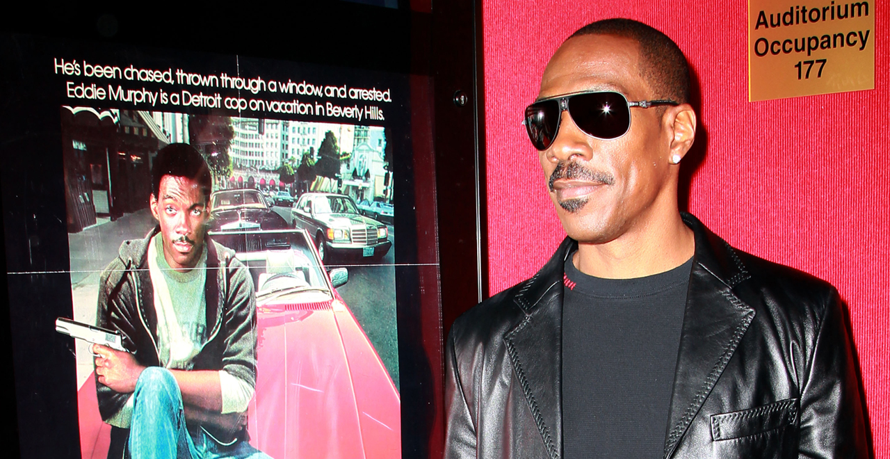 Eddie is Coming Back for Beverly Hills Cop 4