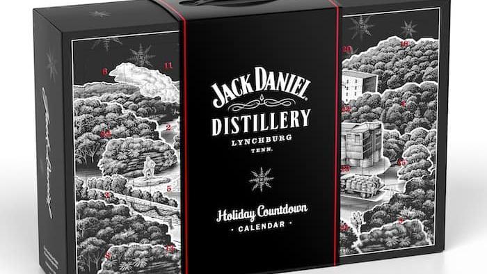 Jack Daniels Advent Calendar