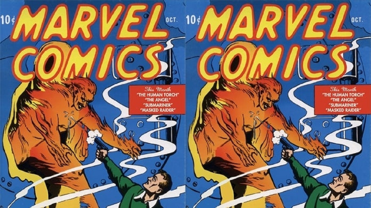 Marvel Comics #1 Fetches 1.26 Mil