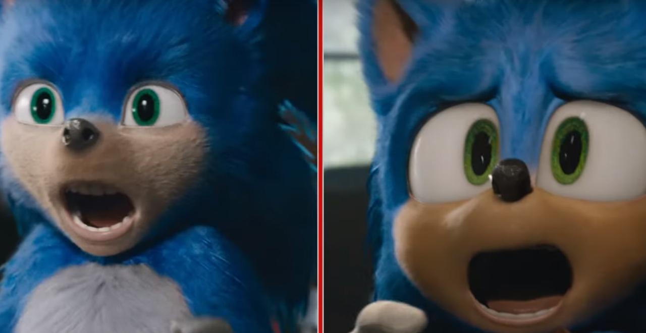Sonic Trailer Redesign