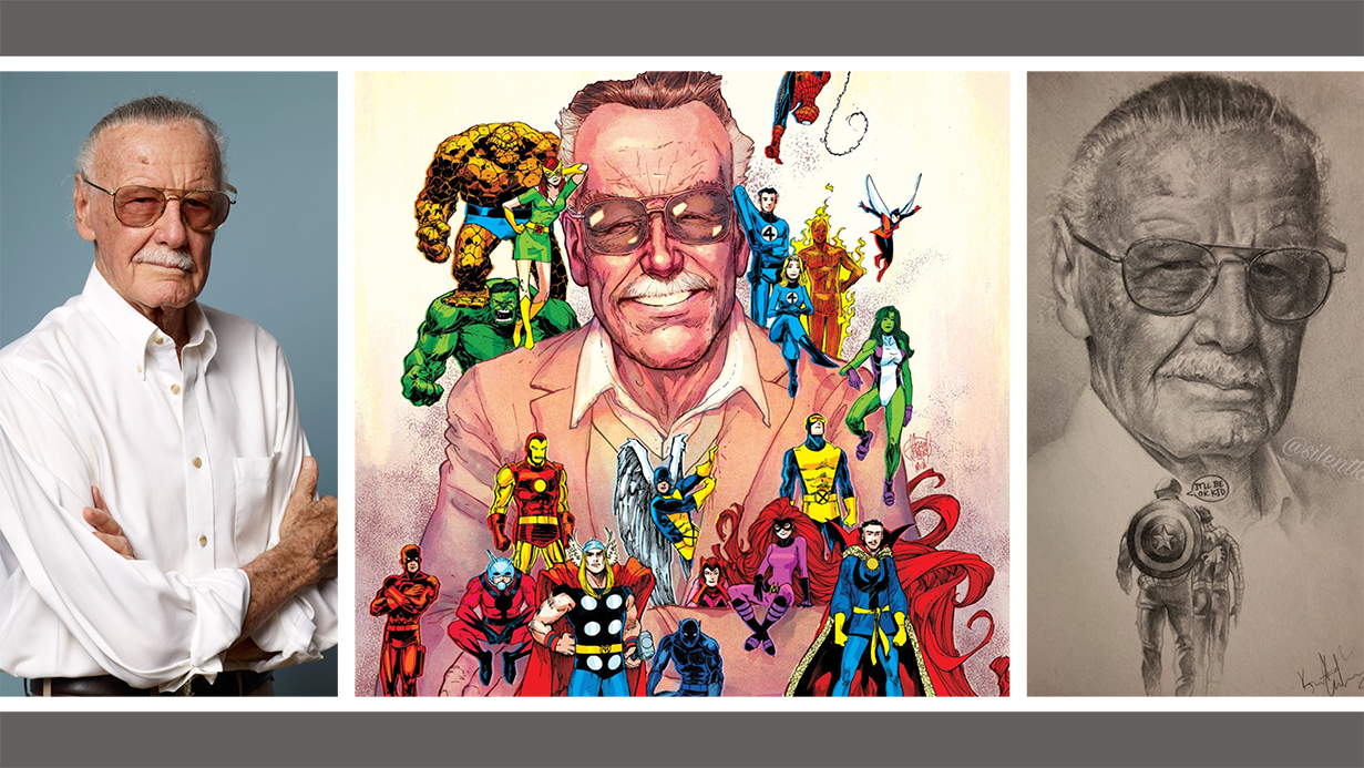 1 Year Tribute to Stan Lee