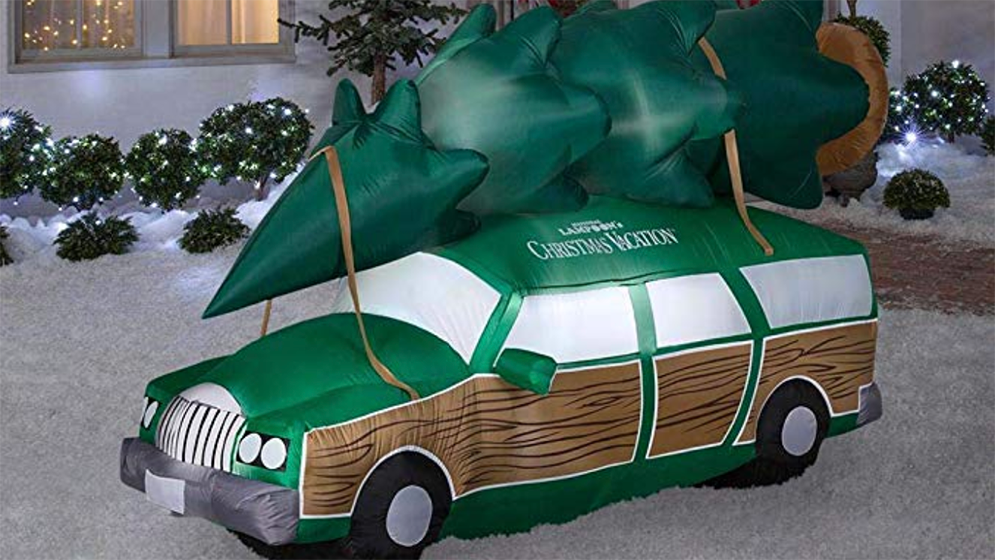 Inflatable Griswold Station Wagon