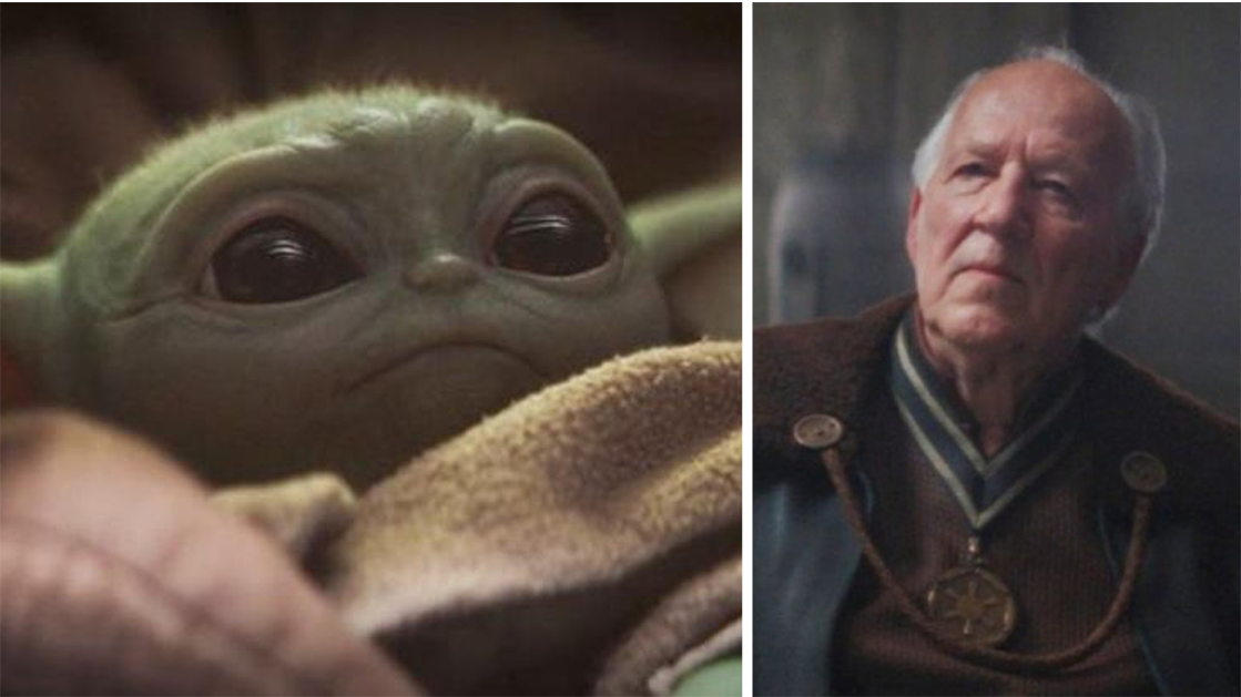 Warner Herzog Saved Baby Yoda