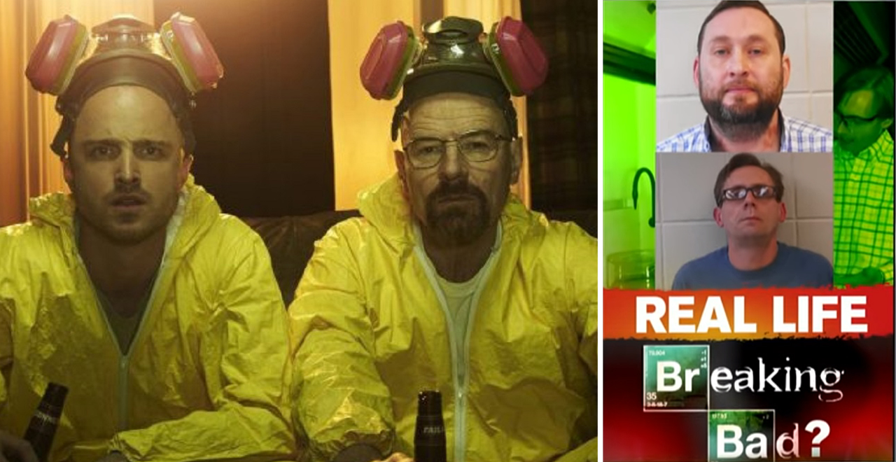 Real Life Walter White
