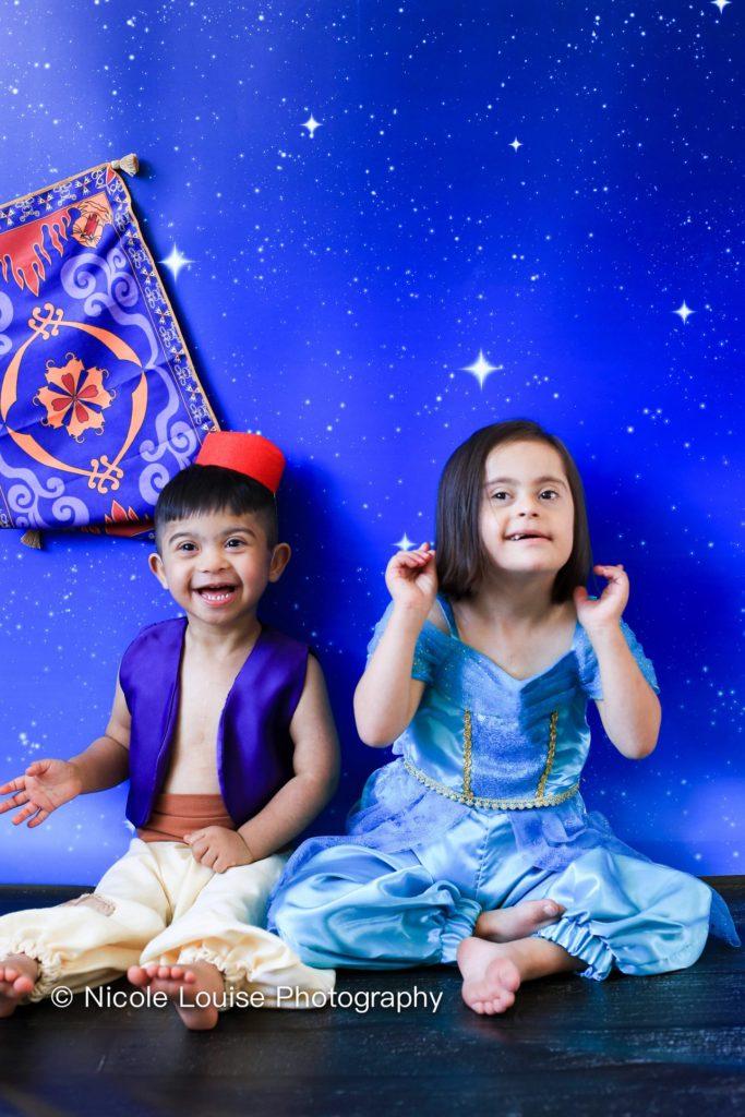 Aladdin Photoshoot