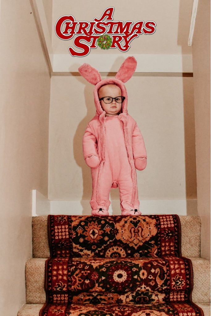 A Christmas Story Toddler Poster