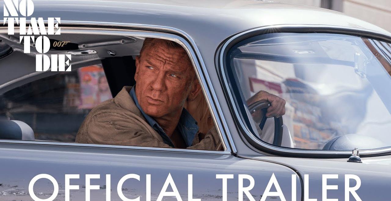 Bond No Time To Die Trailer