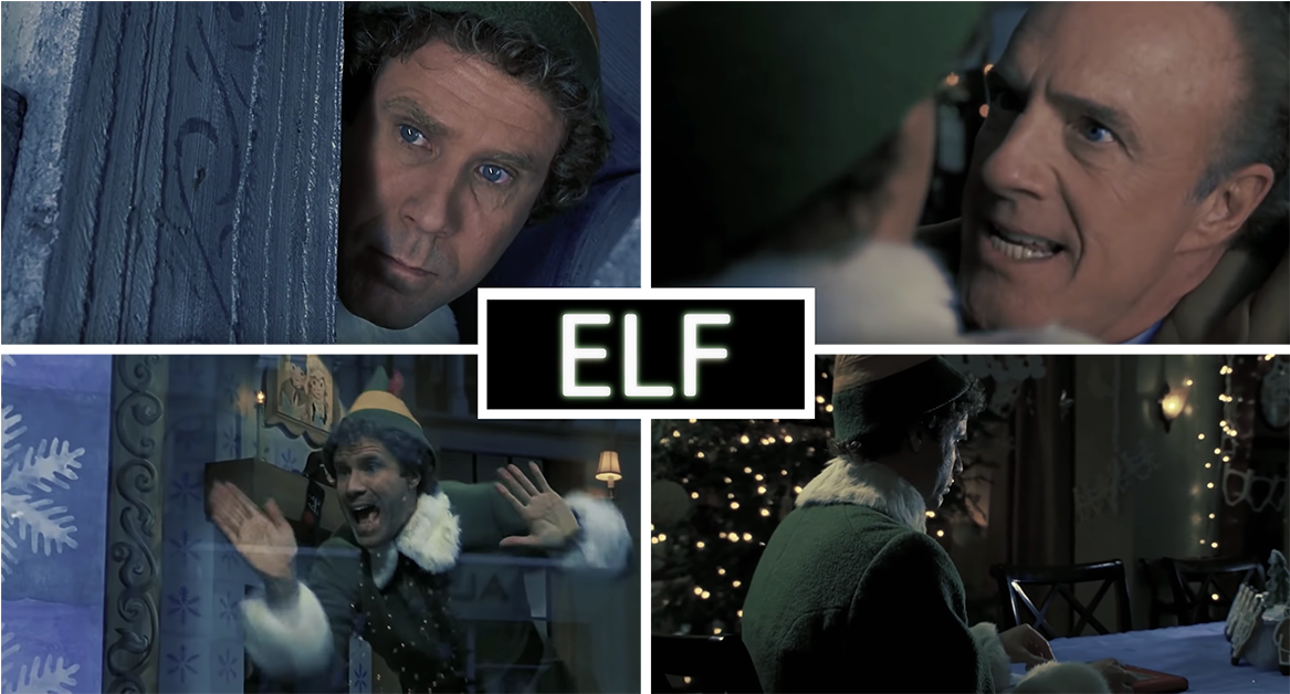 Elf Re-Cut as Thriller