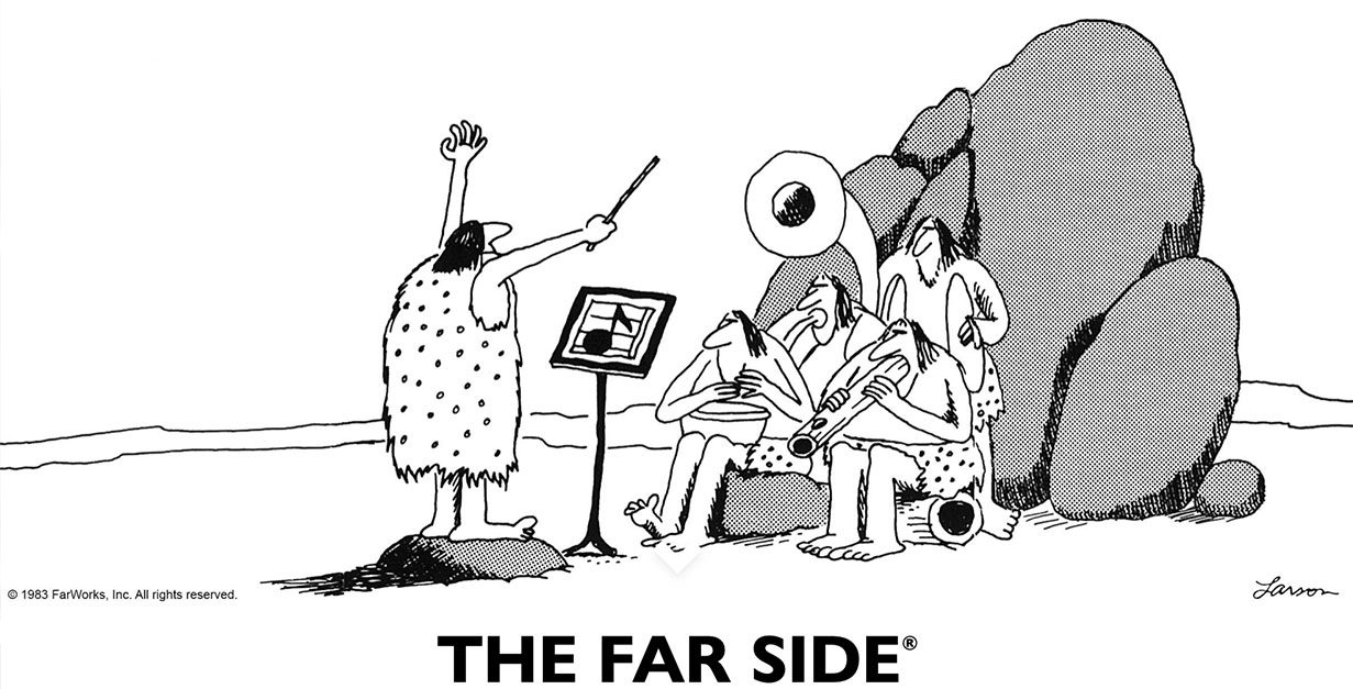 Gary Larson returns to a new home on the web